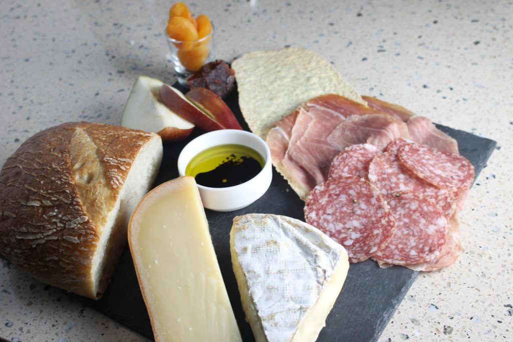 Cheese and Meats