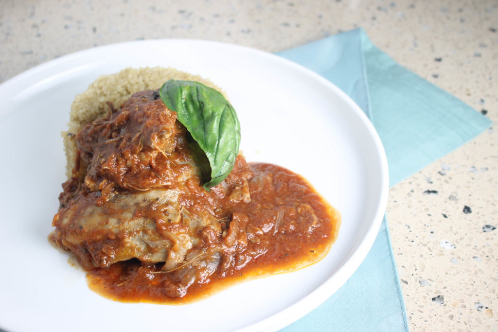 Italian Country Chicken