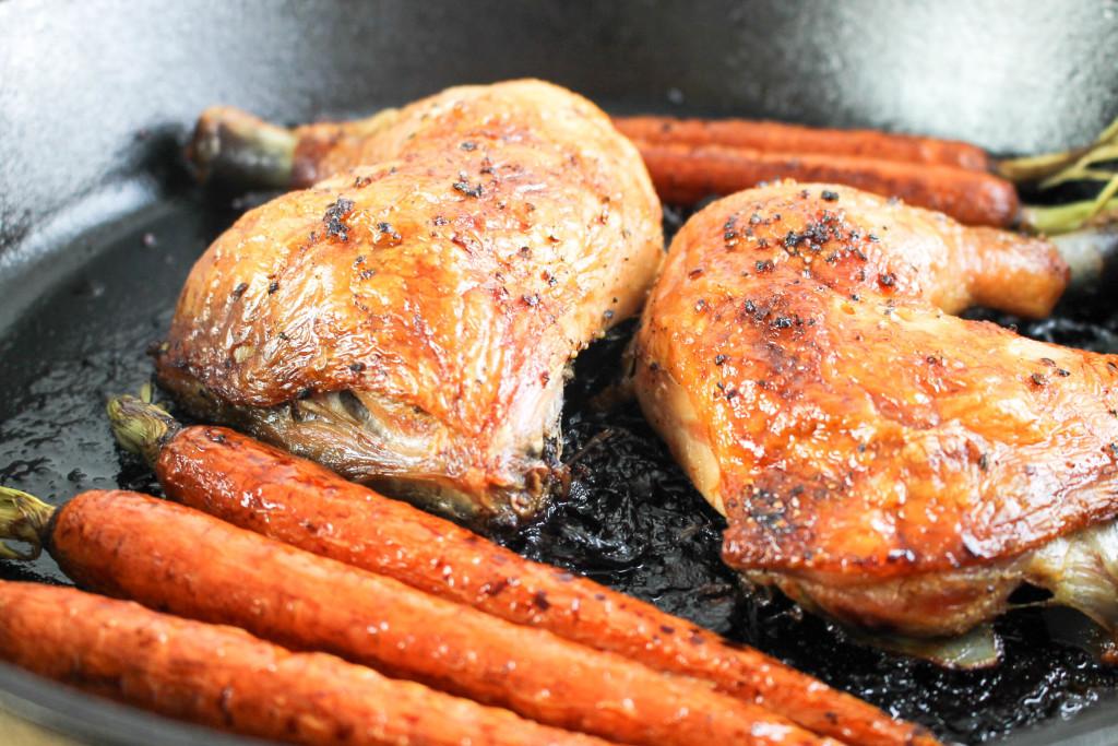 Crispy Tarragon Chicken