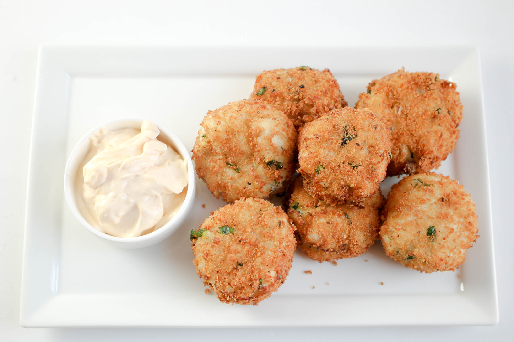 Simple Fish Cake Recipe Cod