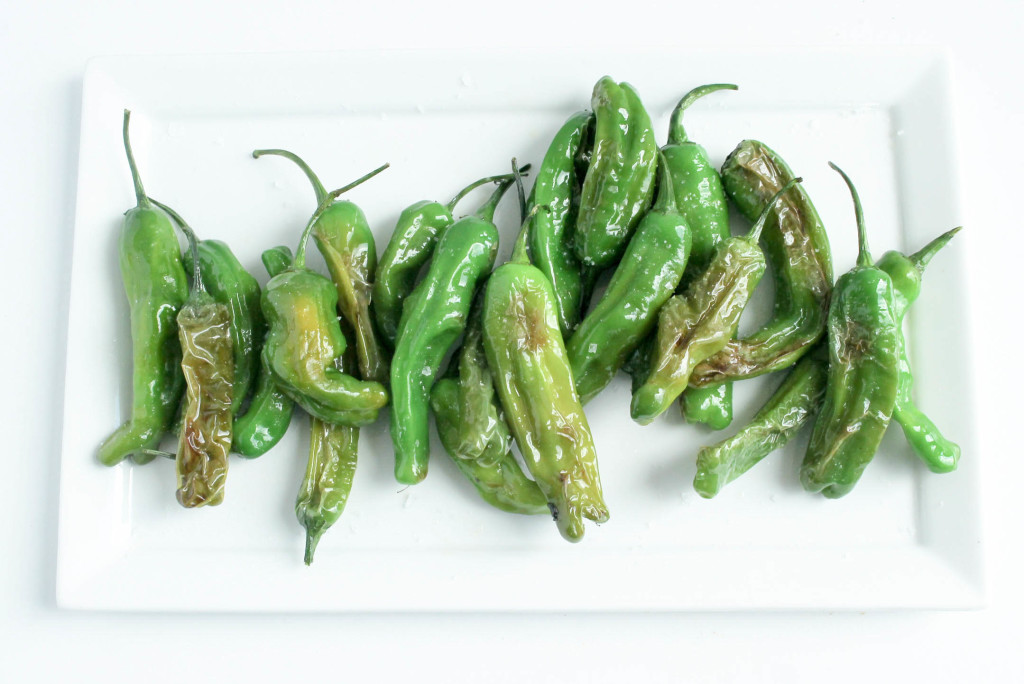 Blistered Shishito Peppers by Diverse Dinners