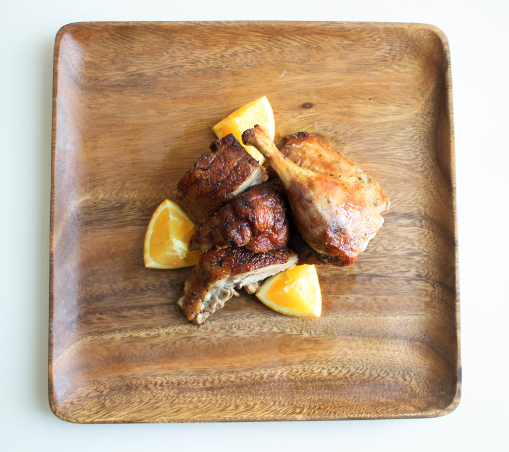 Roast Duck with Orange Sauce by Diverse Dinners