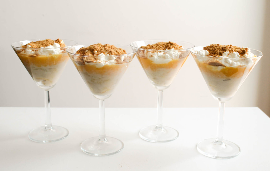 Banana Coconut Mango Parfait by Diverse Dinners