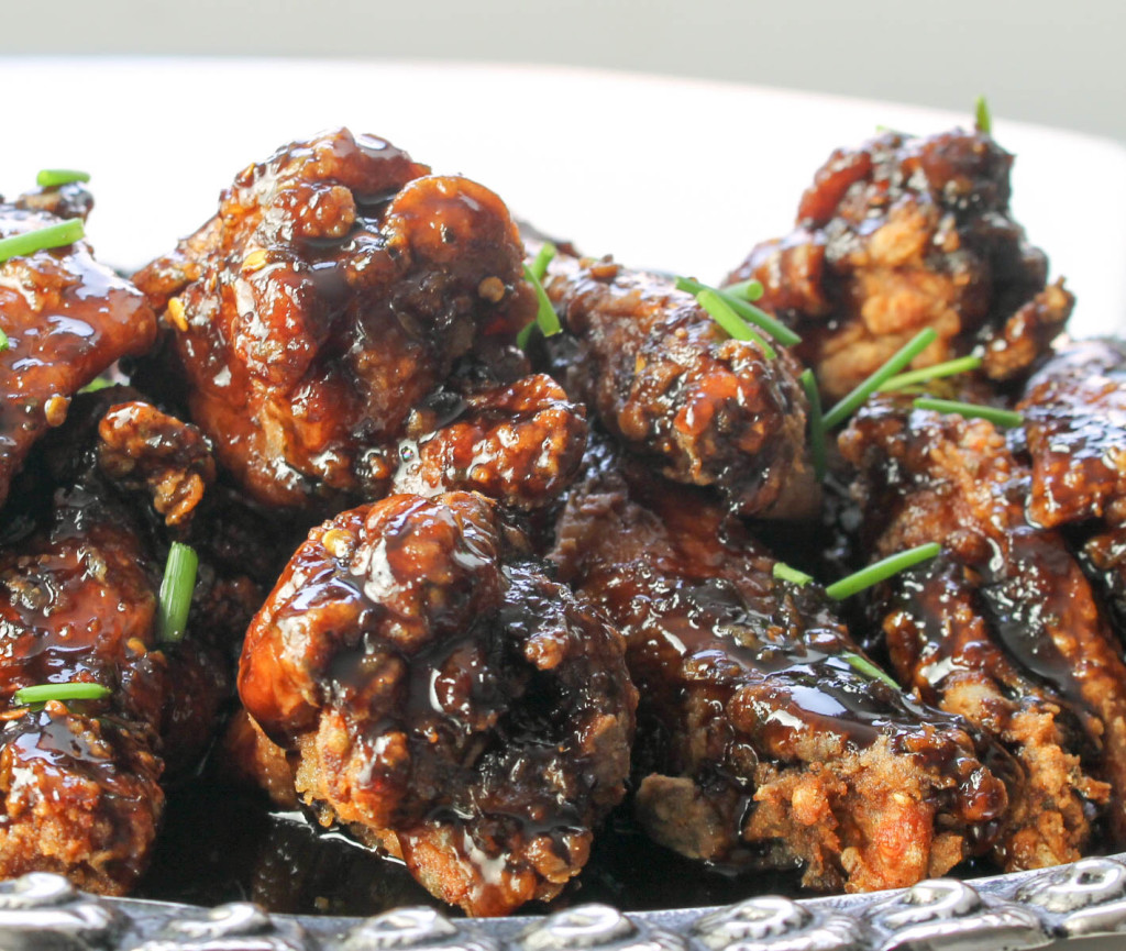 Tamarind Chicken Wings by Diverse Dinners