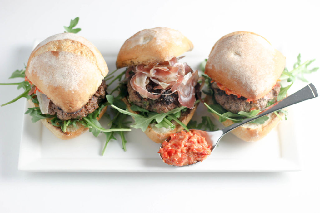 Tuscan Sliders by Diverse Dinners