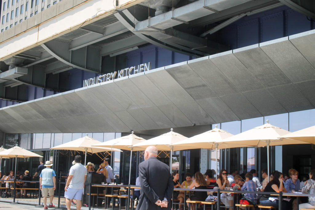 Dinner by the River in New York City - Industry Kitchen by Diverse Dinners