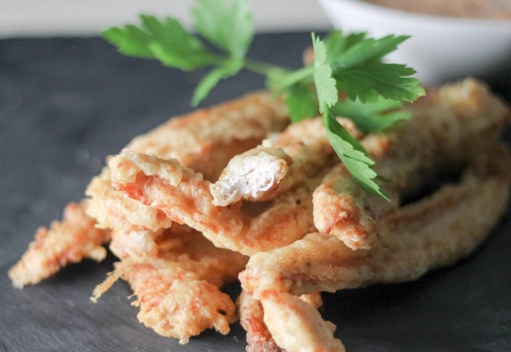 Turkey Tenderloin Tempura by Diverse Dinners