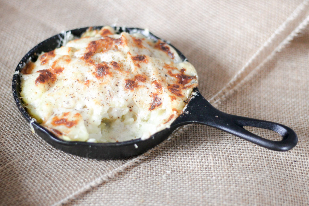 Leek and Potato Bake by Diverse Dinners