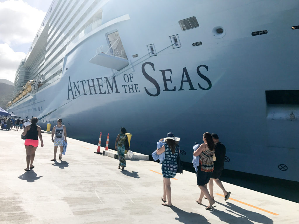 Food on a Cruise by Diverse Dinners