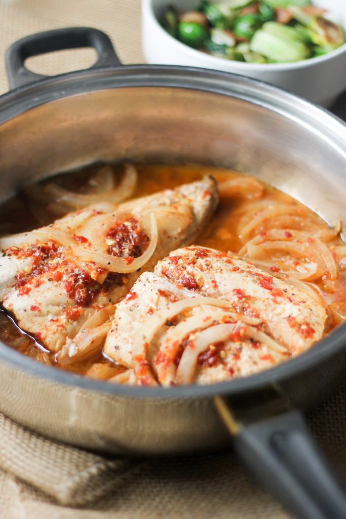 Spicy Spanish Mackerel by Diverse Dinners
