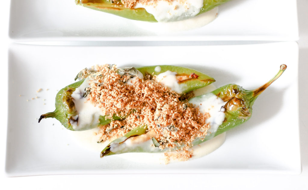 Stuffed Long Hot Peppers by Diverse Dinners