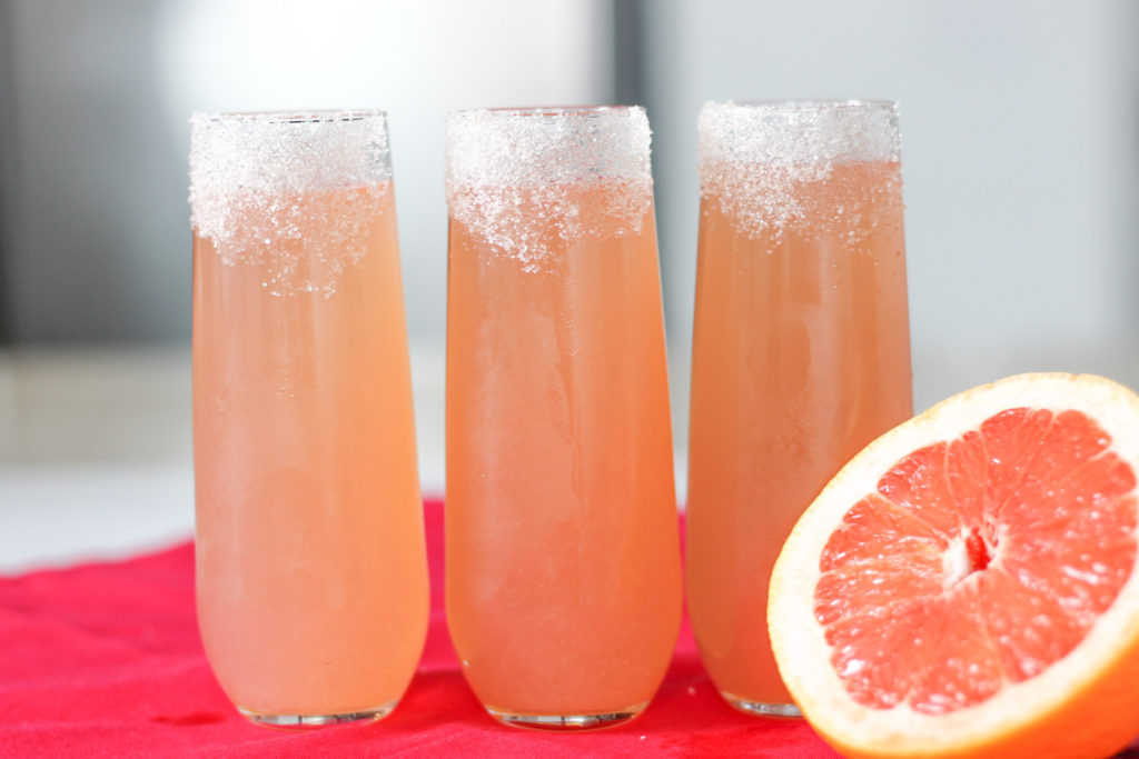 Paloma Cocktail by Diverse Dinners