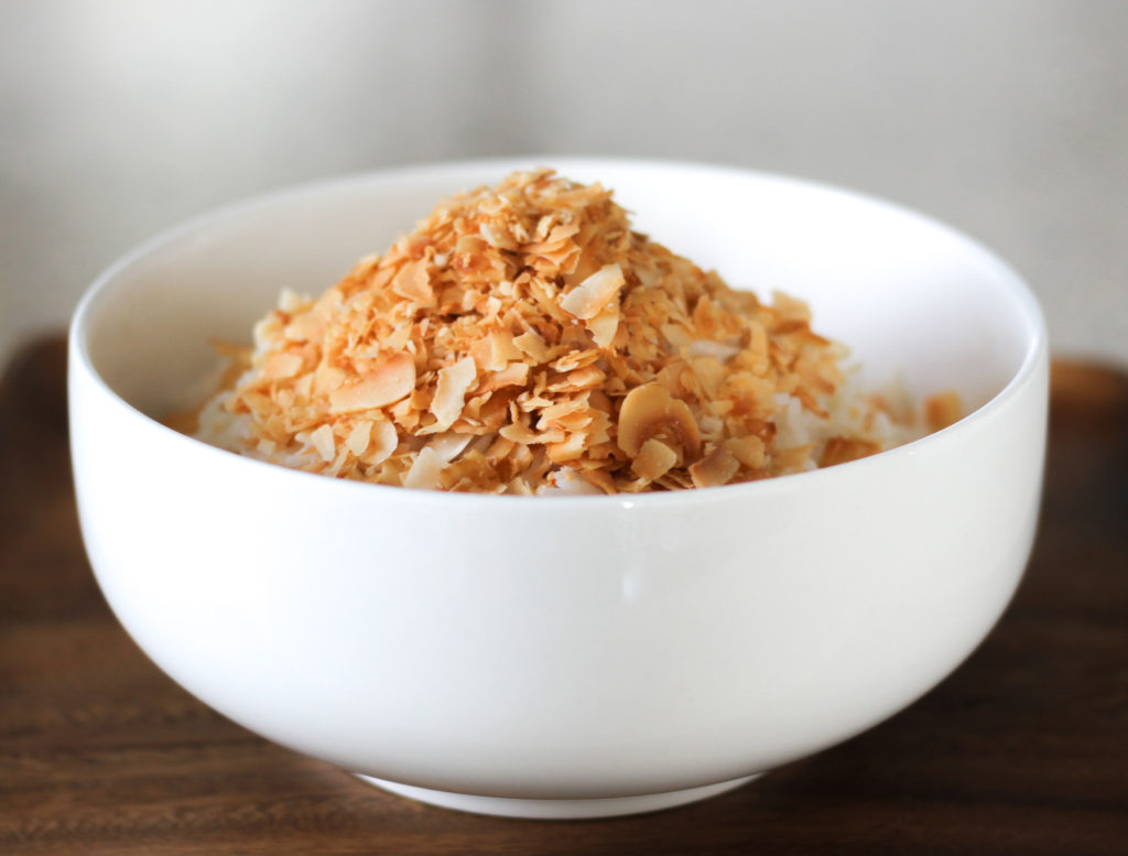 Toasted Coconut Rice by Diverse Dinners