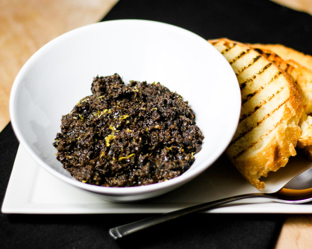 Black Olive Tapenade by Diverse Dinners