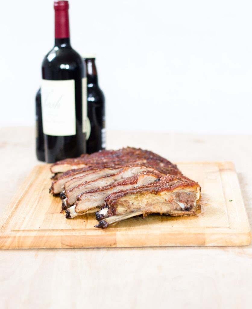 Oven Roasted Dry Rub Ribs by Diverse Dinners