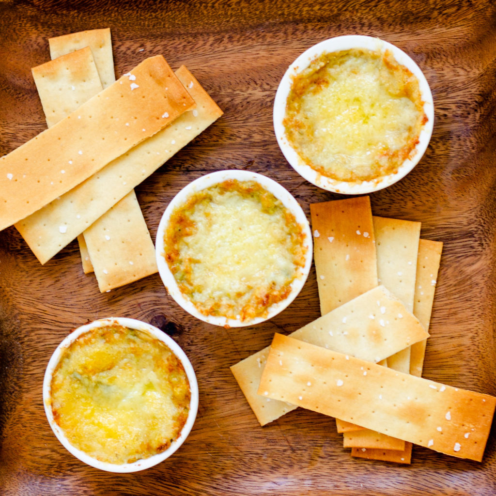 Cheese and Artichoke Dip by Diverse Dinners