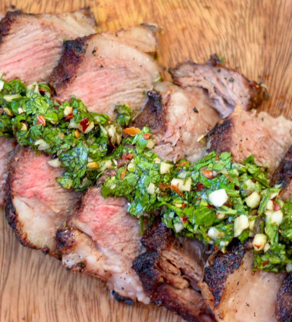 Chimichurri Ribeye by Diverse Dinners