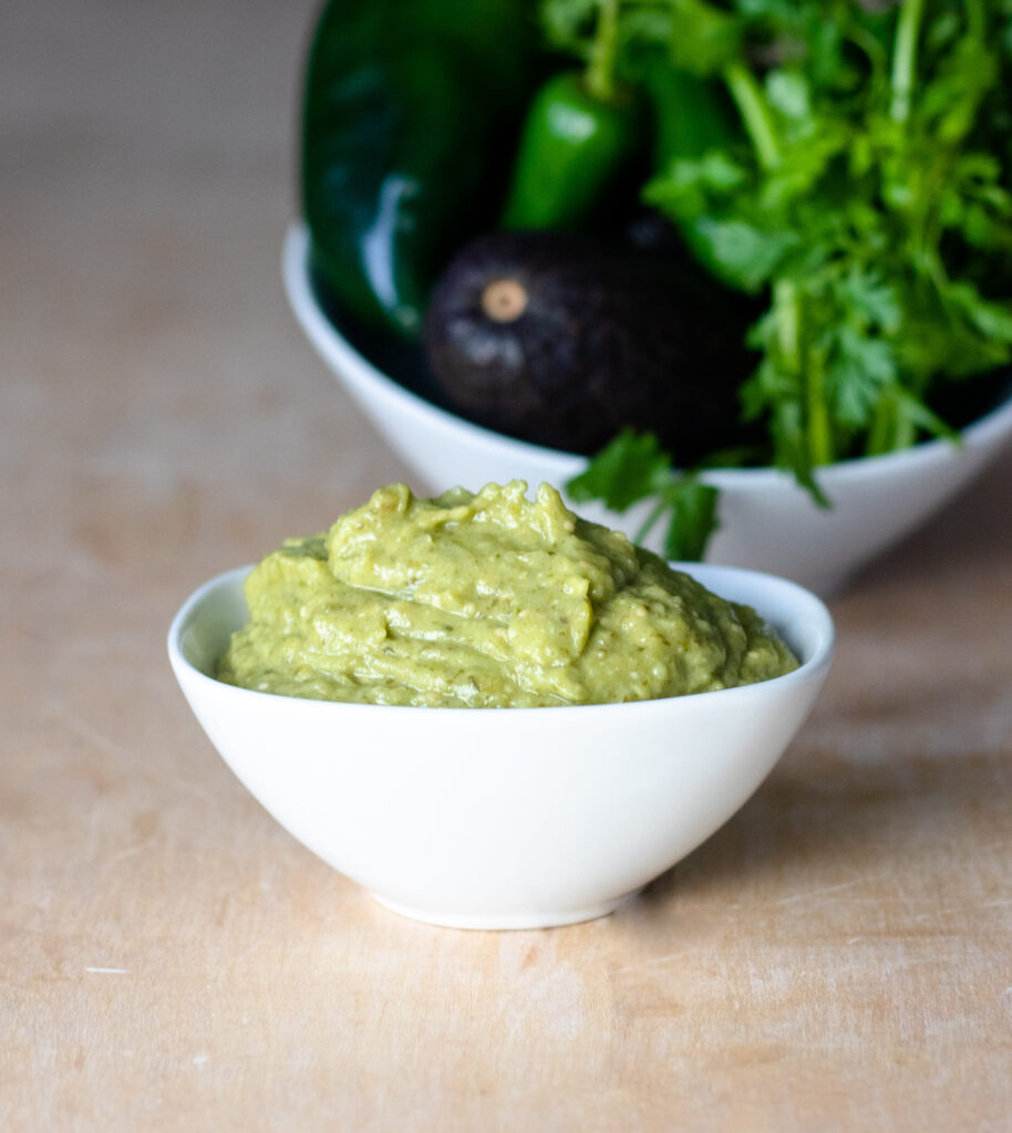 Roasted Salsa Verde by Diverse Dinners