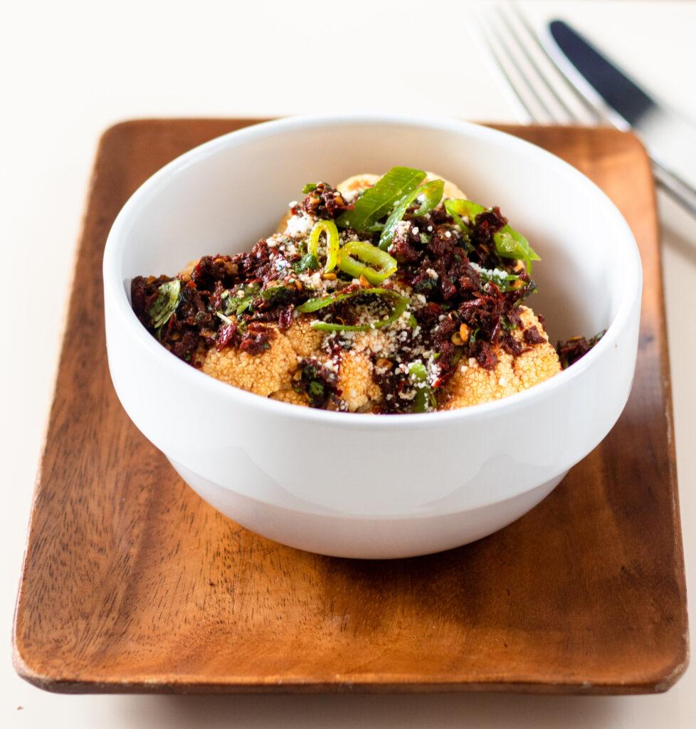 Smoky Cauliflower by Diverse Dinners
