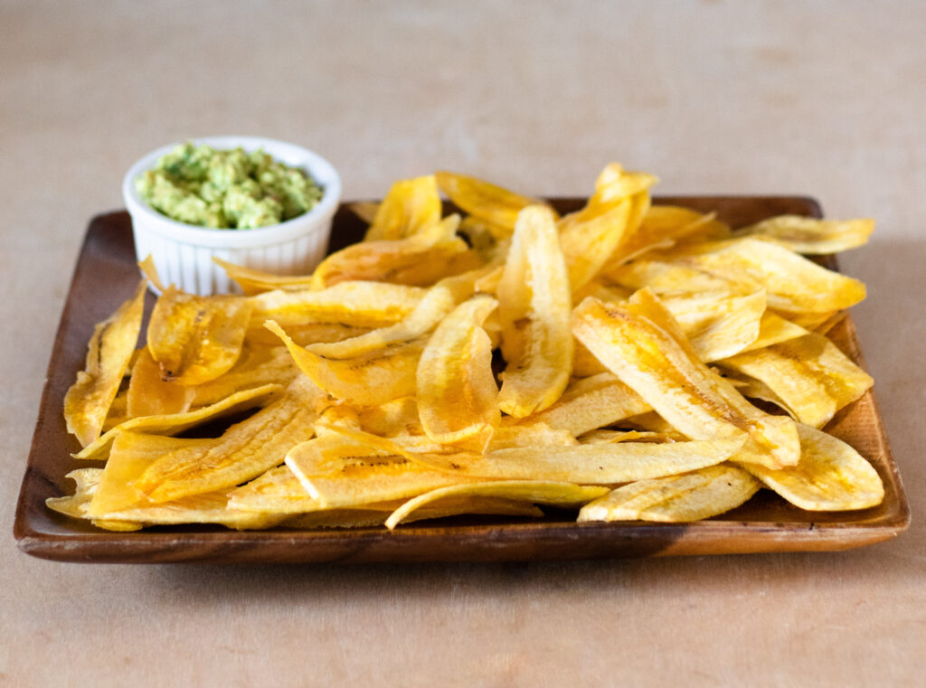 Plantain Chips by Diverse Dinners