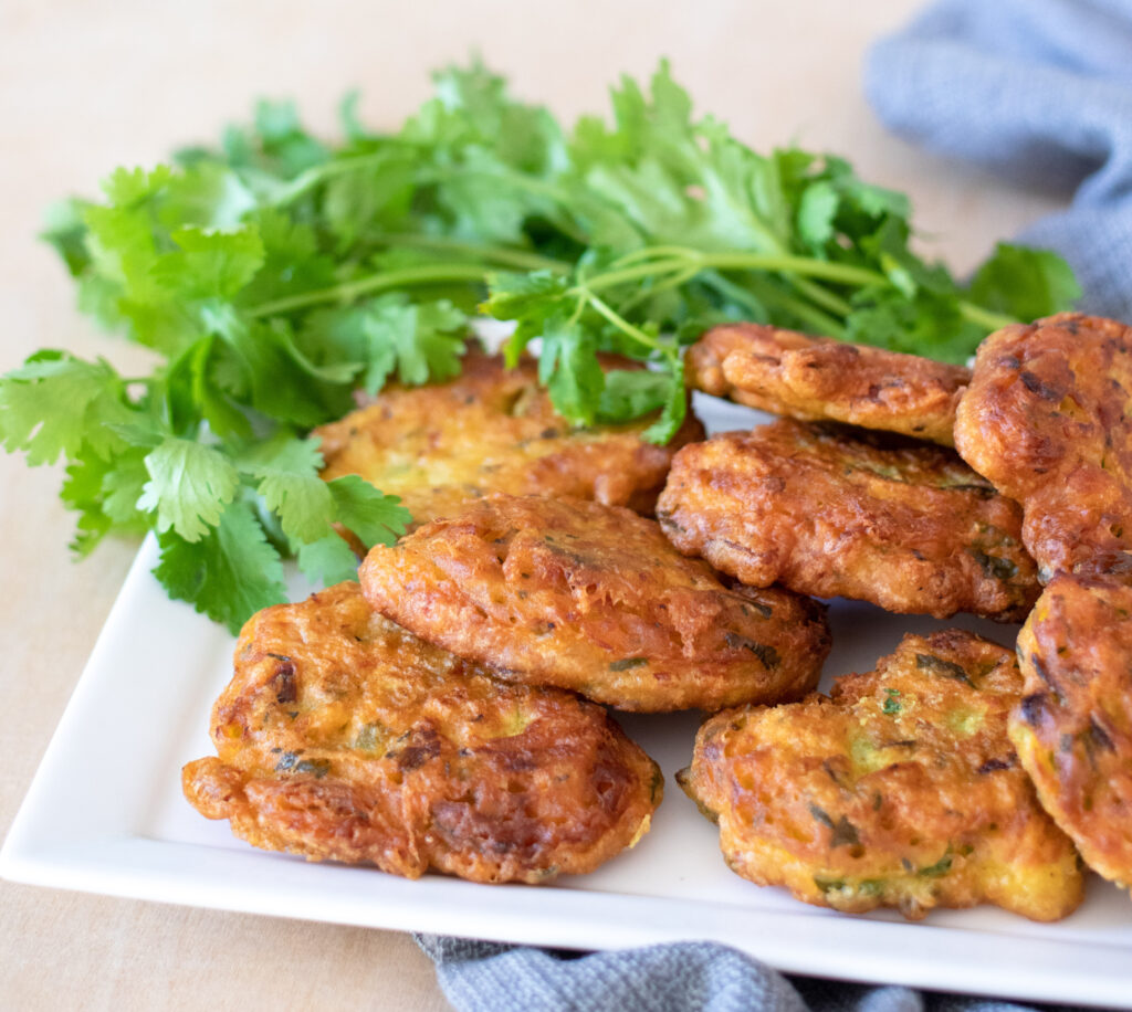 Salt Fish Fritters by Diverse Dinners