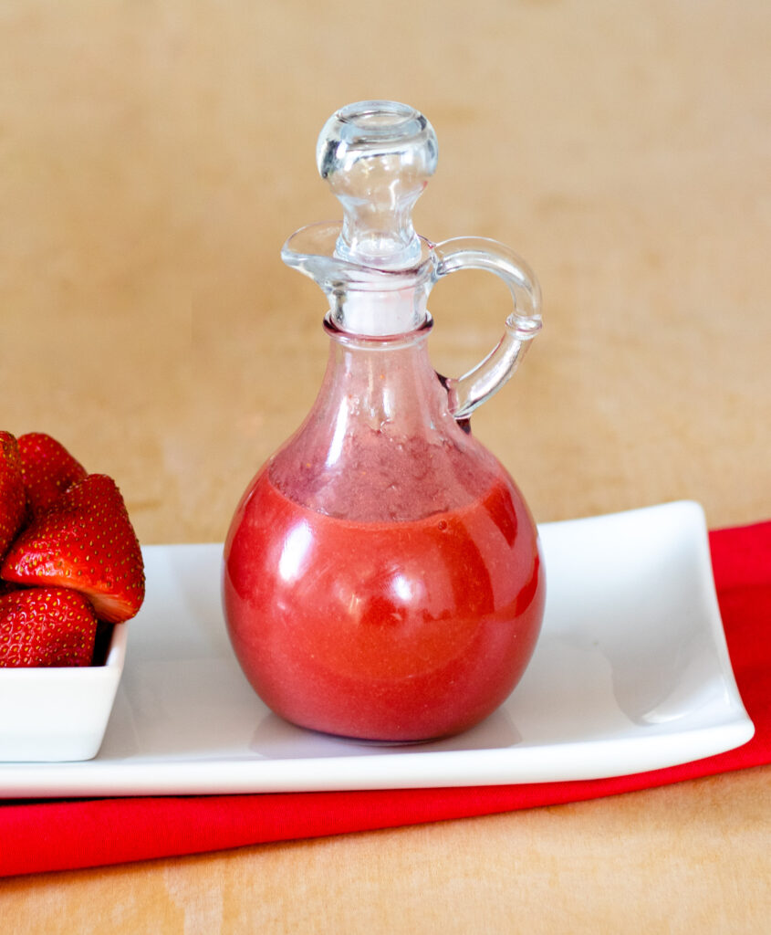 Simple Berry Sauce by Diverse Dinners