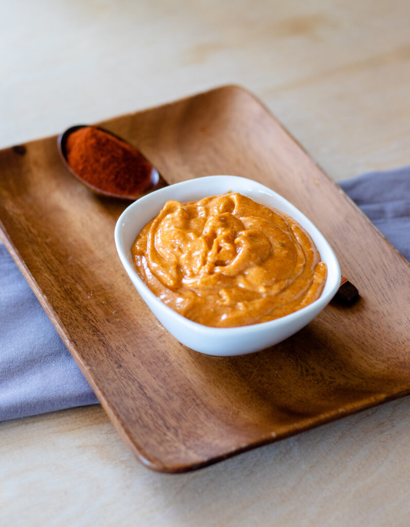 Smoked Paprika Aioli by Diverse Dinners