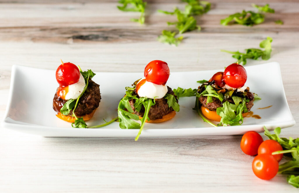 Bunless Sliders by Diverse Dinners