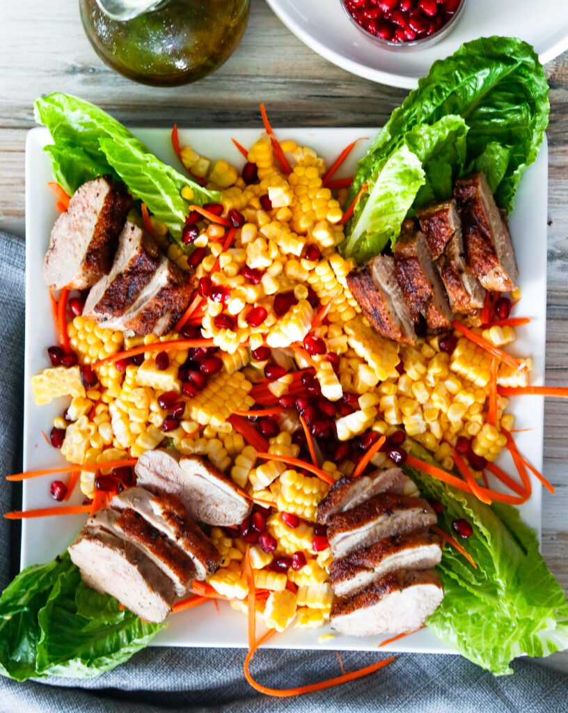 Summer Duck Salad by Diverse Dinners